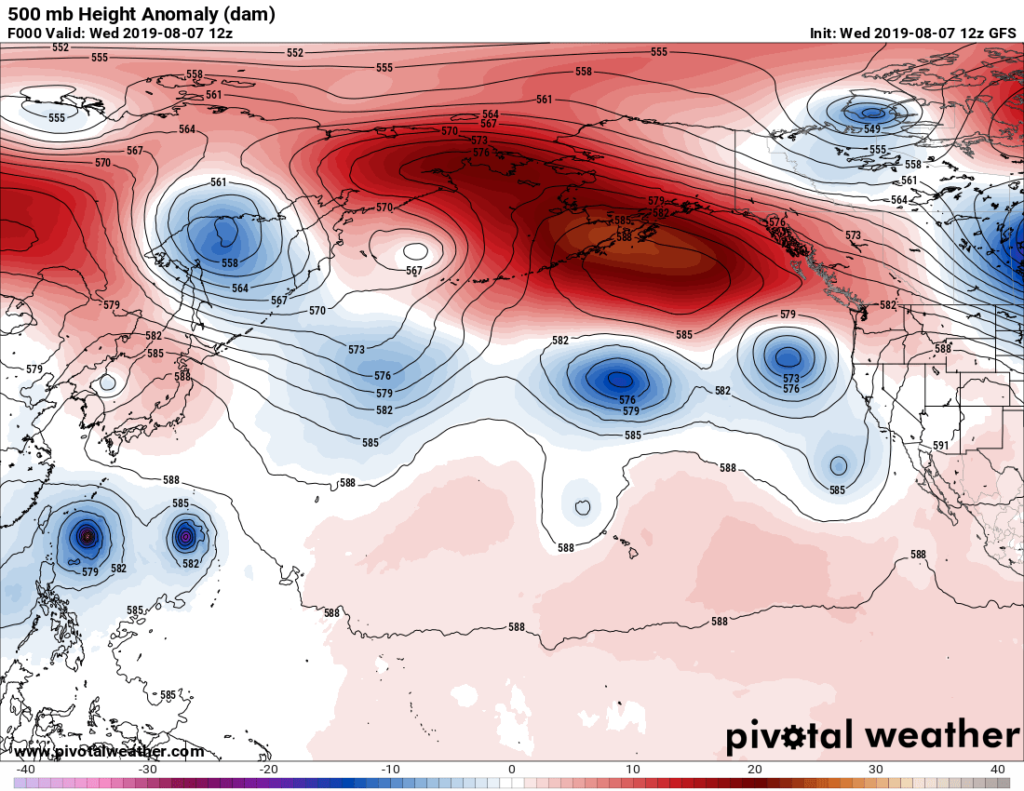 Extreme Temperature Diary-August 9th, 2019/Another Japanese Heat